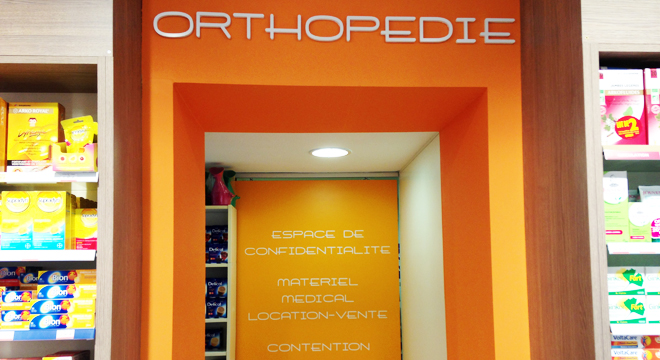 Espace orthopedie